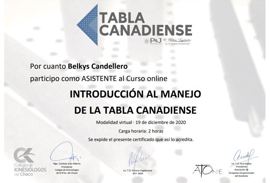 Belkys Candellero