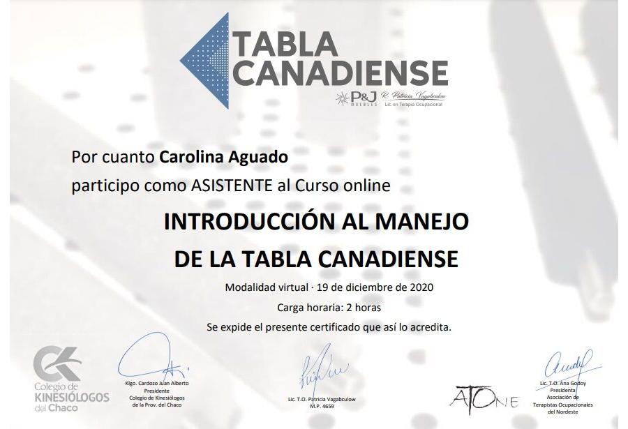 Carolina Aguado